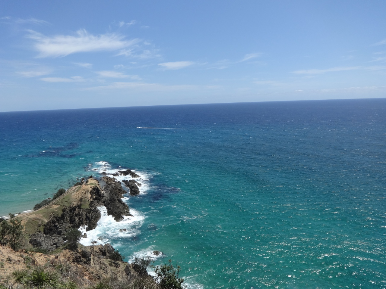 Australia Part I: The B's, Brisbane and Byron Bay