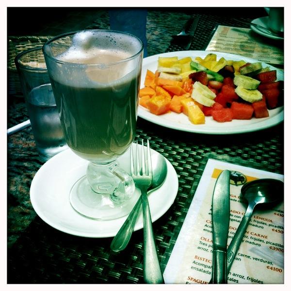 Costa Rica Breakfast