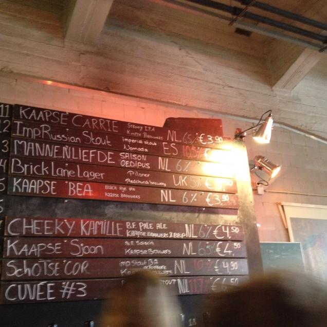 Rotterdam, Kaapse Brewers