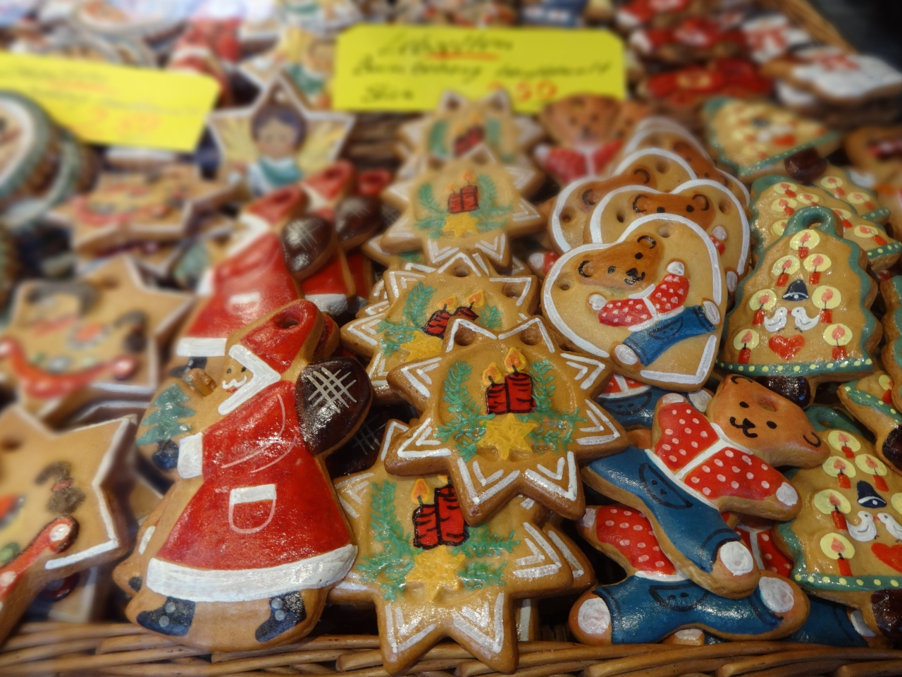 Treats at the German ChristmasMarkets