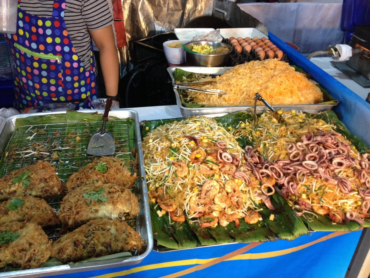 Eating on the Cheap – Bangkok Street Food