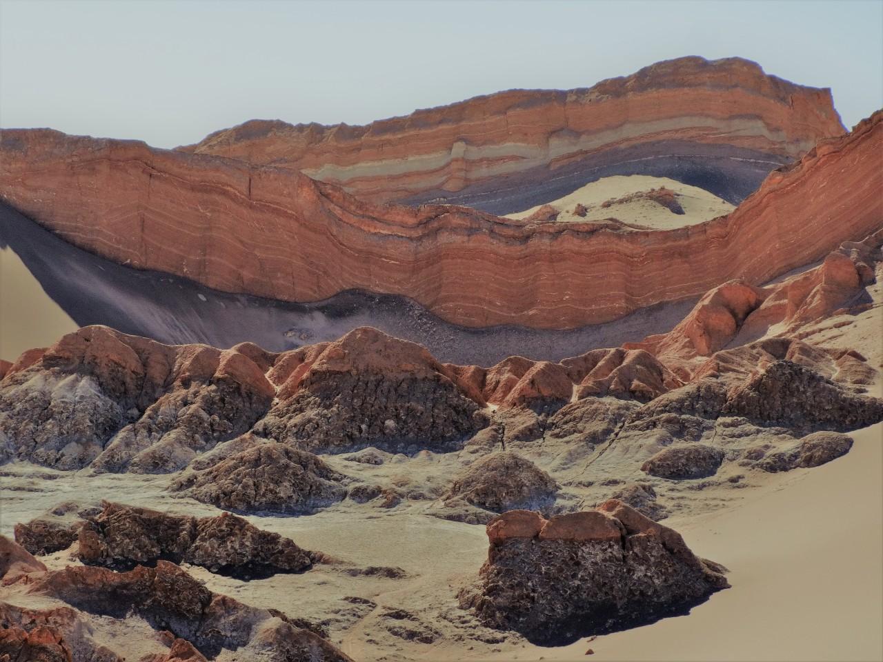 Valle de la Luna, AtacamaDesert