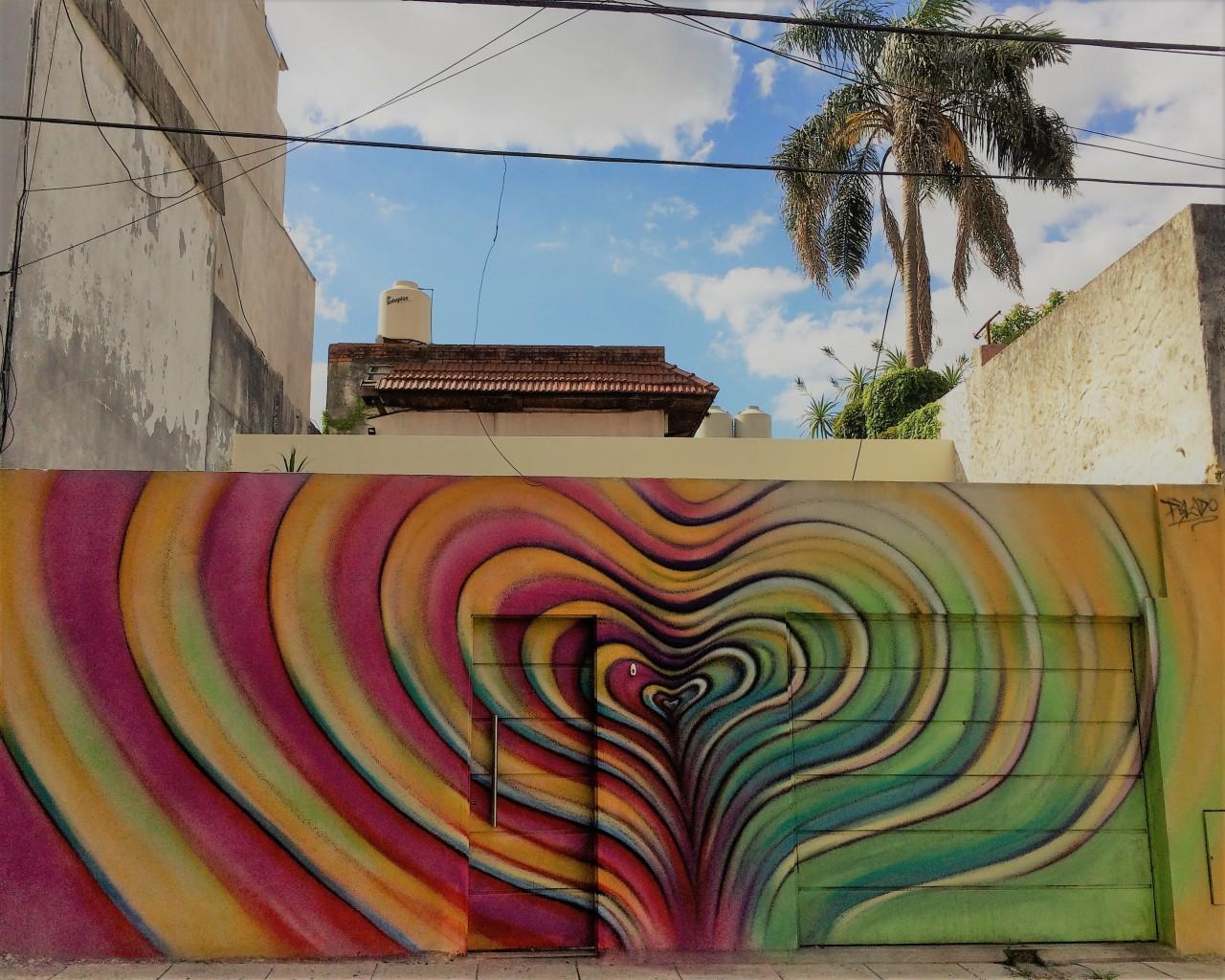Street Art Tour, BuenosAires