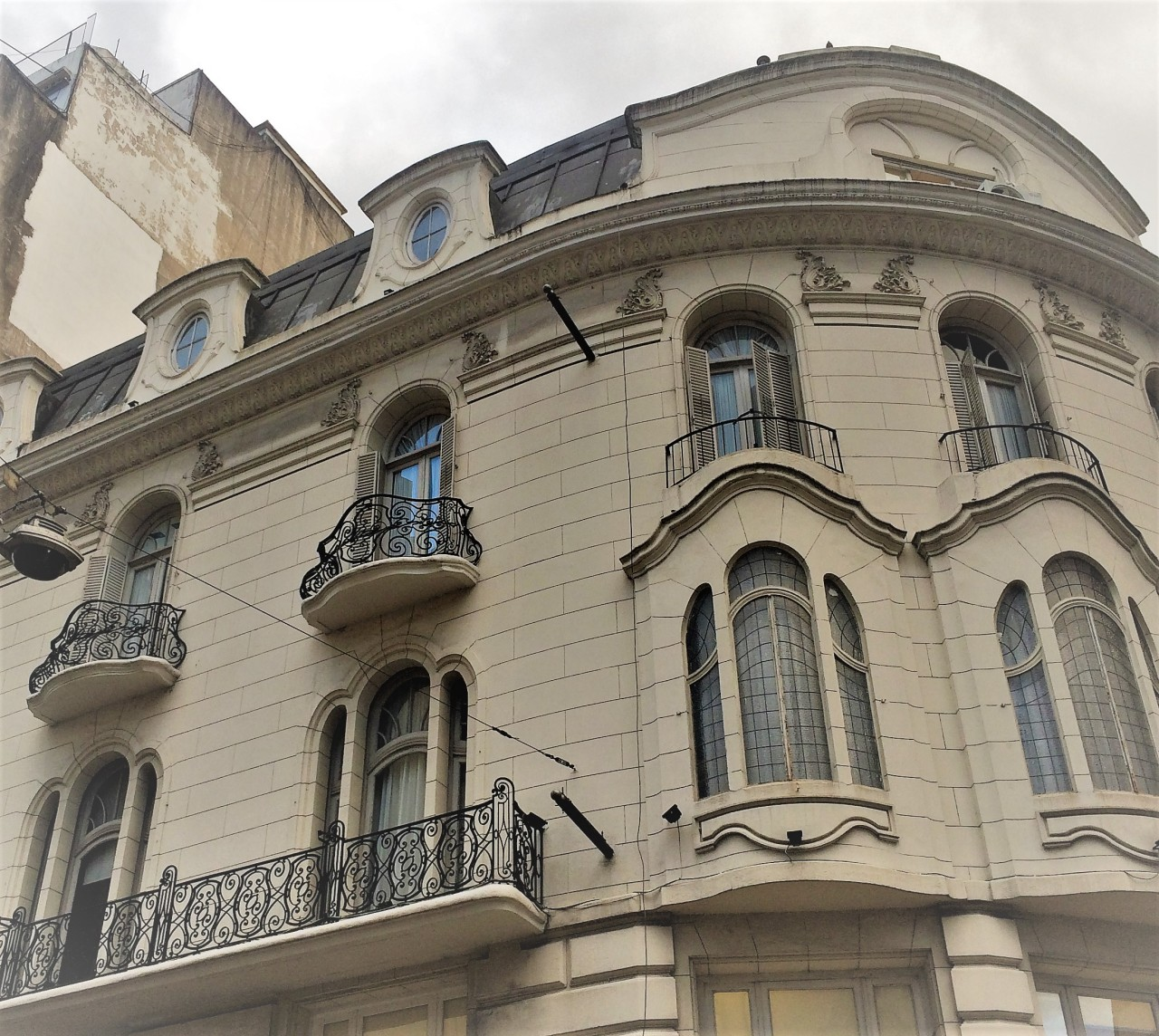Phriday Photo Edition: Art Nouveau in Buenos Aires